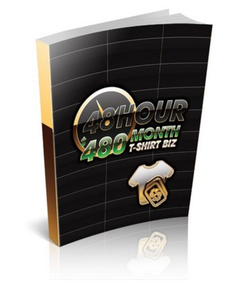 Product picture Learn How to Earn from T-shirt Business