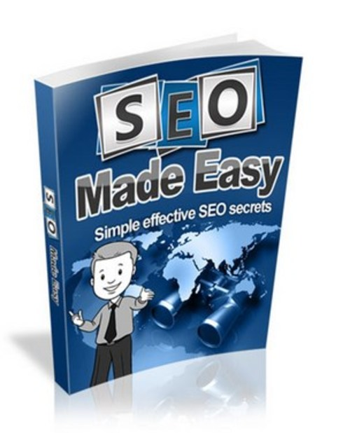 Product picture Learn Search Engine Optimization the Easy   Way!
