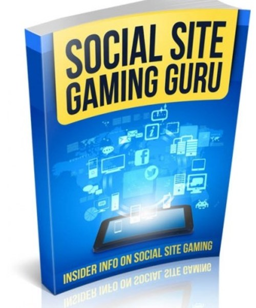 Product picture Guidance You Need   To Be A Success At Social Site Games!