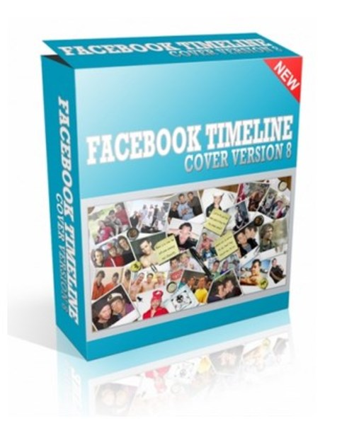 Product picture This High Quality   and Stunning Design Facebook Timeline
