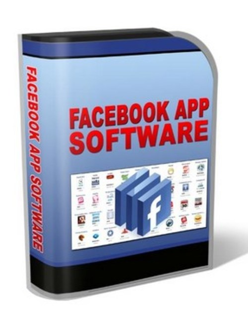 Product picture You Can Easily Add A Add Facebook App To Your Facebook Page!