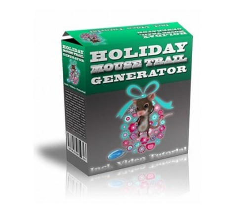 Product picture holiday themed mouse trailers that you can add to your site