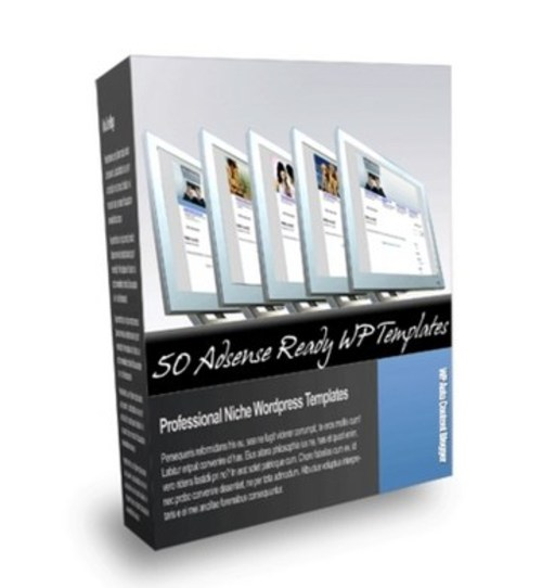 Product picture All Your Niche Wordpress Blogs Can Look Cool