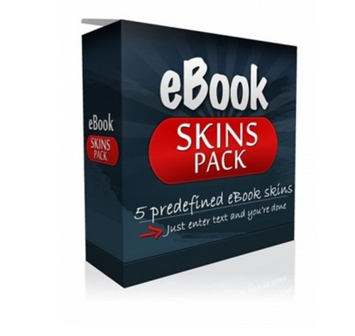 Product picture eBook Templates allow you to create great looking eBook cove