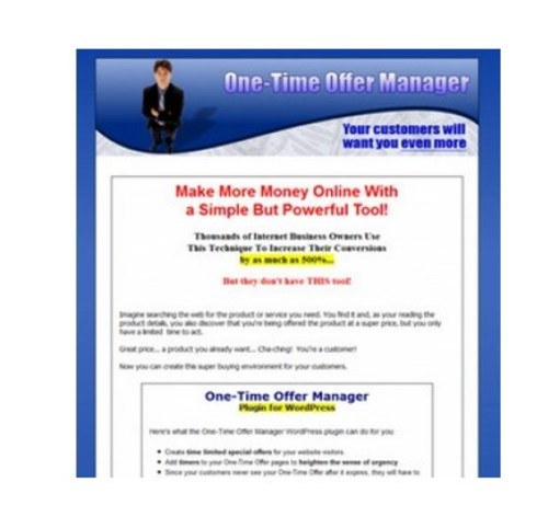 Product picture Make Money Online With a Simple But Powerful Tool!